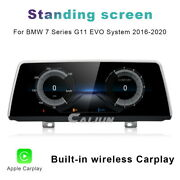 Android Car Gps Player Video Auto Unit Carplay For Bmw 7 Series G11 2016-20 Evo