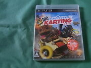 Ps3 Little Big Planet Curting Karting