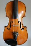 A Nice Old French Violin By Jerome Thibouville Lamy