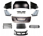 For Iveco Daily 2009 - 2011 Front Bumper Headlight Fender Grille Body Kit Set