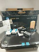 Hp Deskjet 3050 All-in-one Inkjet Printer New Open Box W/ Ink And Software