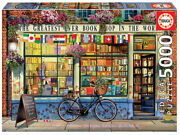 5000 Pcs Jigsaw Puzzle The Greatest Bookshop In The World Educa 18583