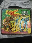 Old Lunch Boxes Vintage
