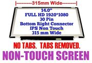 New 14.0 Led Tn Fhd Display Screen Panel Matte Ag For Hp 14s-dq Series