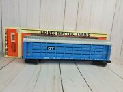 Lionel 6-16242 Grand Trunk Western Gtw Auto Carrier W/screens 1993 C10