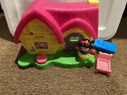 Fisher Price Little People Disney Princess Snow White Kindness Cottage House