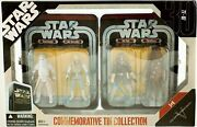 Star Wars - Ep 5 Tesb Collectible Tin 4-pack Action Figure Set