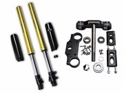 29 Front Forks Shock 45/48mm Triple Tree Clamp For Pit Bike 125cc 150cc 140cc