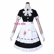 Identity Fifth Personality Doctor Maid Cosplay Costumes
