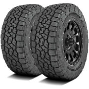 2 New Toyo Open Country A/t Iii Lt 37x12.50r22 Load F 12 Ply At All Terrain Tire