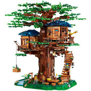 Lego Ideas 21318 Tree House Building Kit   New In Sealed Box Fast Shipping