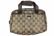 Gg Canvas Handbags Canvas/leather Secondhand Popularity Recommended