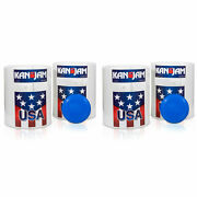 Kan Jam Multiplayer Disc Slam Outdoor Game With 2 Targets And 1 Disc 2 Pack