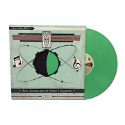 Radio Selections From The Fallout 3 Soundtrack Lp Art Deco Green Vinyl New 🚚✅