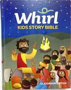 Whirl Kids Story Bible Book The Fast Free Shipping