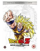 Dragon Ball Z Movie Complete Collection - Movies 1 To 13 + Tv [uk] New Dvd