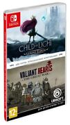 Child Of Light And Valiant Hearts - Double Pack Nintendo Switch Russian Edition