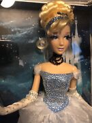 Disney Store Cinderella Limited Edition Doll 1 Of 5000