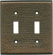 Hammered Antique Copper Switch Plates Wall Plates And Outlet Covers