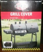 Char-griller 8080 Grill Cover-fits Duo 5050 Gas-and-charcoal Grill