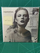 Reputation By Taylor Swift Sealed 2xlp Vinyl, Picture Disc Version Unopened/new