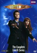 Doctor Who The Complete Fourth Season 6pc New Dvd