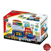 Tayo Gas Station Play Set Toy Exclude Tayo Mini Cars