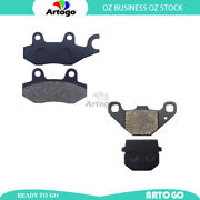 Motorcycle Front+rear Brake Pads For Keeway 350i Index 2013 2014 2015