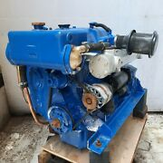 Ford 2700 80 Hp Marine Diesel Engine - Used Good From Ship Lifeboat Ship By Sea