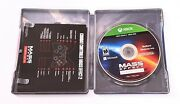 Mass Effect Trilogy Legendary Edition Xbox One Steelbook Version With Game Discs