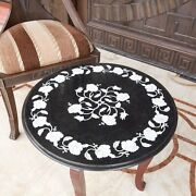 Marble Small Coffee Kitchen Table Top Mop Inlay Stone Floral Art Patio Dandeacutecor Art