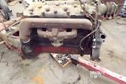 Original Late Ford 8n Tractor Side-distributor Engine 8n Ford