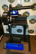 Sealed Air Newair I.b. Express With Roller Stand And Winder - Bubble Wrap Machine