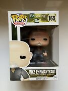 Funko Pop Television Breaking Bad 165 Mike Ehrmantraut Vaulted Retired