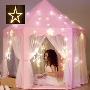 Portable Kids Toy Tents Ball Pool Princess Girl Castle Play House Children Tents
