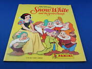 Collection Books Sold Overseas/panini/uk Disney Snow White Seal Book Complete