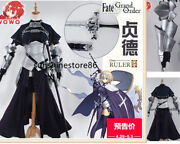 Cosplay Costumes Fate/grand Order Joan Of Arc Full Body Armor Glove