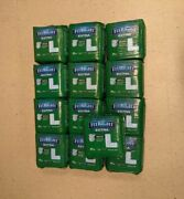 13x 260 Size Large Total Fitright Extra 48-58 122cm-147cm Adult Diapers Briefs