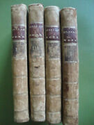 The Works Of Ossian, The Son Of Fingal, 1-4 Translated By Macpherson,1783