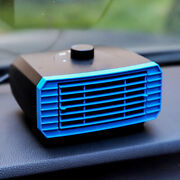 120w 2in1 Car Auto Cigarette Lighter Heater Cooling Fan Defroster Demister New