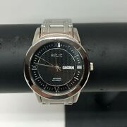 Relic Japanese Movement Menand039s Watch Model Zr12051