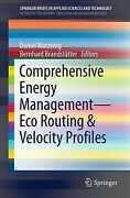 Comprehensive Energy Management Andndash Eco Routing And Velocity Profiles Paperback ...