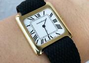 K18 Gold Solid Jaeger-lecoultre Menand039s
