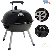 Portable Barbecue Grill Camping Stove Outdoor Cooker Table Top Charcoal Burner