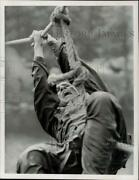 1966 Press Photo A Cadet During His Training At West Point Military Academy