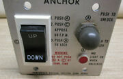 Anchor Control Switch Panel Powerwinch 1419sh