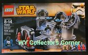 Retired Lego Star Wars 75093 Death Star Final Duel New In Sealed Box