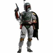 Star Wars Episode V Boba Fett 40th Anniversary 1/6 Scale Hot Toys Action Figure