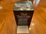 The Twilight Zone - The Complete Definitive Collection Dvd 2006 28-disc Set