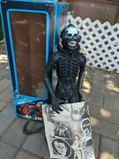 Vintage 1979 Kenner Alien 18 Poseable Action Figure Xenomorph Box And Poster Read